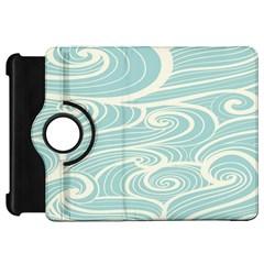 Blue Waves Kindle Fire HD 7