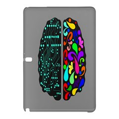 Emotional Rational Brain Samsung Galaxy Tab Pro 10.1 Hardshell Case