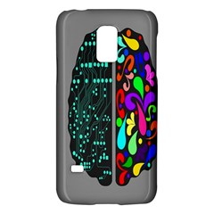 Emotional Rational Brain Galaxy S5 Mini