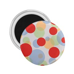 Contrast Analogous Colour Circle Red Green Orange 2 25  Magnets