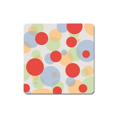 Contrast Analogous Colour Circle Red Green Orange Square Magnet