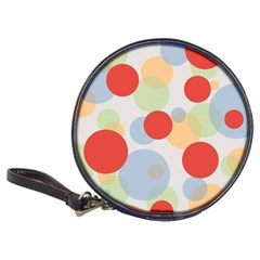 Contrast Analogous Colour Circle Red Green Orange Classic 20-CD Wallets