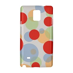Contrast Analogous Colour Circle Red Green Orange Samsung Galaxy Note 4 Hardshell Case