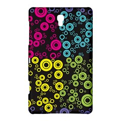 Circle Ring Color Purple Pink Yellow Blue Samsung Galaxy Tab S (8 4 ) Hardshell Case