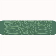 Illustration Green Grains Line Large Bar Mats