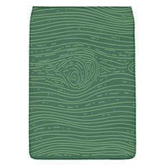 Illustration Green Grains Line Flap Covers (S)