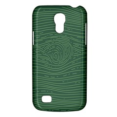 Illustration Green Grains Line Galaxy S4 Mini