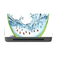 Fruit Water Slice Watermelon Memory Card Reader with CF