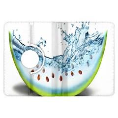 Fruit Water Slice Watermelon Kindle Fire HDX Flip 360 Case
