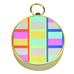 Maximum Color Rainbow Red Blue Yellow Grey Pink Plaid Flag Gold Compasses