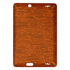 Illustration Orange Grains Line Amazon Kindle Fire HD (2013) Hardshell Case
