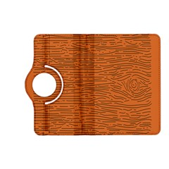 Illustration Orange Grains Line Kindle Fire HD (2013) Flip 360 Case