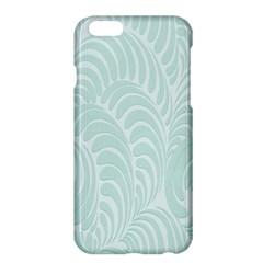 Leaf Blue Apple iPhone 6 Plus/6S Plus Hardshell Case