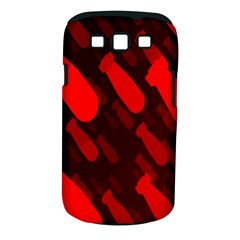 Missile Rockets Red Samsung Galaxy S Iii Classic Hardshell Case (pc+silicone)