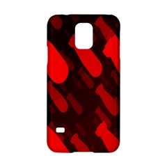 Missile Rockets Red Samsung Galaxy S5 Hardshell Case