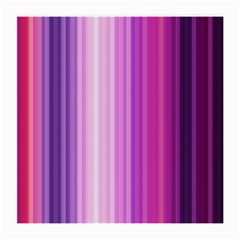 Pink Vertical Color Rainbow Purple Red Pink Line Medium Glasses Cloth (2-Side)