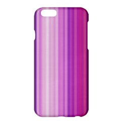 Pink Vertical Color Rainbow Purple Red Pink Line Apple iPhone 6 Plus/6S Plus Hardshell Case