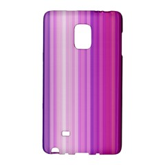 Pink Vertical Color Rainbow Purple Red Pink Line Galaxy Note Edge