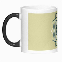 Shape Experimen Geometric Star Plaid Sign Morph Mugs