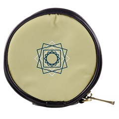 Shape Experimen Geometric Star Plaid Sign Mini Makeup Bags