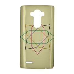 Shape Experimen Geometric Star Sign LG G4 Hardshell Case