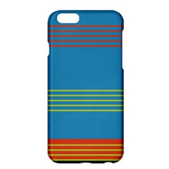 Sketches Tone Red Yellow Blue Black Musical Scale Apple iPhone 6 Plus/6S Plus Hardshell Case