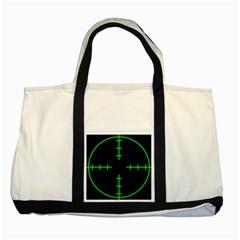 Sniper Focus Two Tone Tote Bag