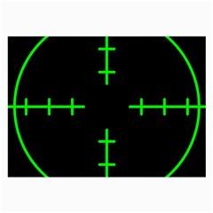 Sniper Focus Large Glasses Cloth (2-Side)