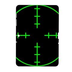 Sniper Focus Samsung Galaxy Tab 2 (10.1 ) P5100 Hardshell Case
