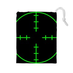 Sniper Focus Drawstring Pouches (Large)