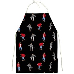Drake Hotline Bling Black Background Full Print Aprons