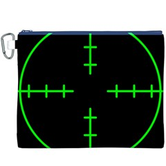 Sniper Focus Canvas Cosmetic Bag (XXXL)