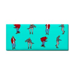 Hotline Bling Blue Background Cosmetic Storage Cases