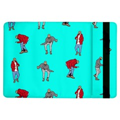 Hotline Bling Blue Background Ipad Air Flip
