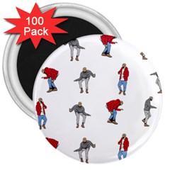 Hotline Bling 3  Magnets (100 Pack)