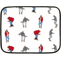 Hotline Bling Double Sided Fleece Blanket (mini)