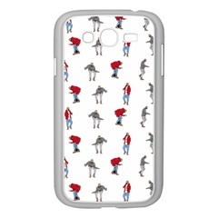 Hotline Bling Samsung Galaxy Grand DUOS I9082 Case (White)