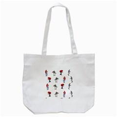 Hotline Bling Tote Bag (White)