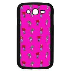 Hotline Bling Pink Background Samsung Galaxy Grand DUOS I9082 Case (Black)