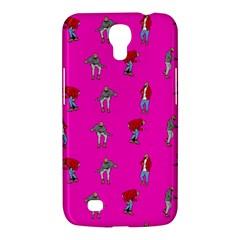 Hotline Bling Pink Background Samsung Galaxy Mega 6 3  I9200 Hardshell Case