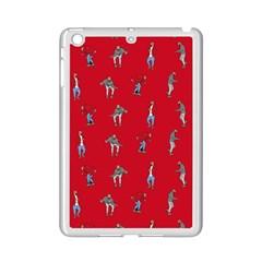 Hotline Bling Red Background iPad Mini 2 Enamel Coated Cases