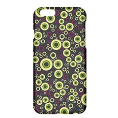 Ring Circle Plaid Green Pink Blue Apple iPhone 6 Plus/6S Plus Hardshell Case