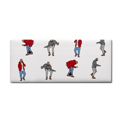 Hotline Bling White Background Cosmetic Storage Cases