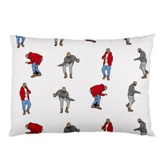 Hotline Bling White Background Pillow Case (Two Sides)