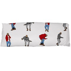Hotline Bling White Background Body Pillow Case Dakimakura (two Sides)