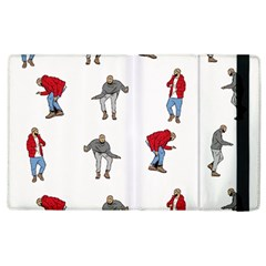 Hotline Bling White Background Apple iPad 3/4 Flip Case