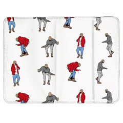 Hotline Bling White Background Samsung Galaxy Tab 7  P1000 Flip Case