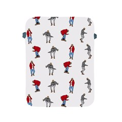 Hotline Bling White Background Apple iPad 2/3/4 Protective Soft Cases