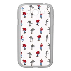 Hotline Bling White Background Samsung Galaxy Grand DUOS I9082 Case (White)
