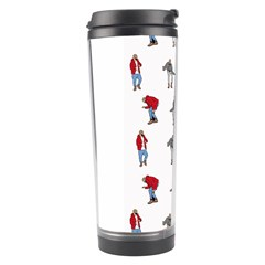Hotline Bling White Background Travel Tumbler